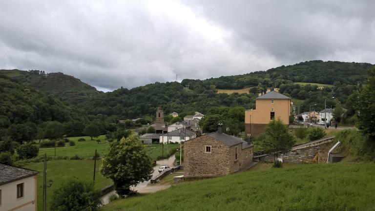 Camino -Triacastela
