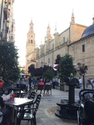 Day 8 Logrono Rest