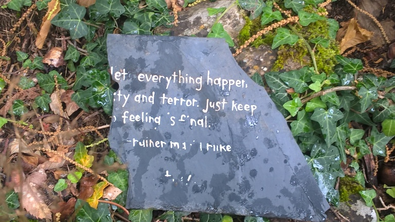 Rilke Poem